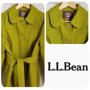 L.L.BEAN KIWI COAT/JKT - MEDIUM
